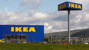 Ikea geht in die Fußgängerzone