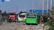 Zahl der Toten bei Anschlag auf Busse steigt auf 126