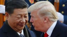 So wollen China und Amerika den Exportüberschuss abbauen