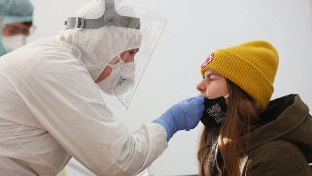 RKI meldet mehr als 31.000 Neuinfektionen