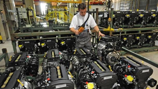 Opel investiert in Ungarn 500 Millionen Euro