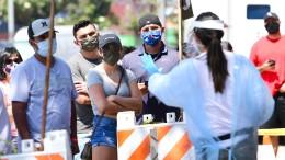 Kalifornien macht Corona-Lockerungen rückgängig