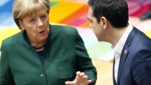 Wie Griechenland den Euro rettete