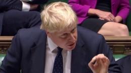 Johnson entschuldigt sich bei inhaftierter Britin in Iran