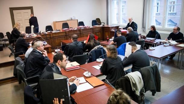 Gruppenvergewaltiger von Harburg werden härter bestraft