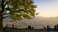 Eigentlich idyllisch: Freiburg
