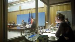 Diplomatie mit der Videokamera