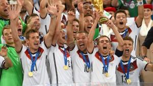 So viel bekommen die DFB-Spieler für den WM-Titel