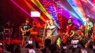 Auch per Livestream deutschlandweit zu erleben: Coldplay in Offenbach