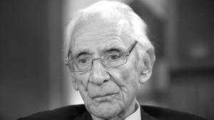 Schauspieler Lukas Ammann mit 104 gestorben