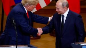 Mattis wirft Putin weitere versuchte Einflussnahme vor