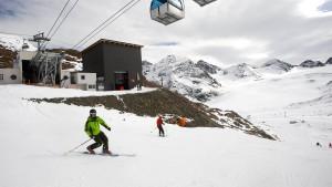 Klimaschützer gegen großes Skigebiet