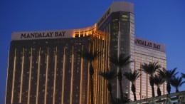Hotelbetreiber verklagt Opfer des Massakers von Las Vegas