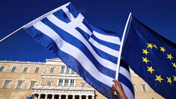 Griechenland einigt sich mit Euro-Gruppe auf weitere Reformen