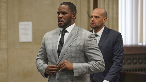 Sänger R. Kelly abermals in Haft