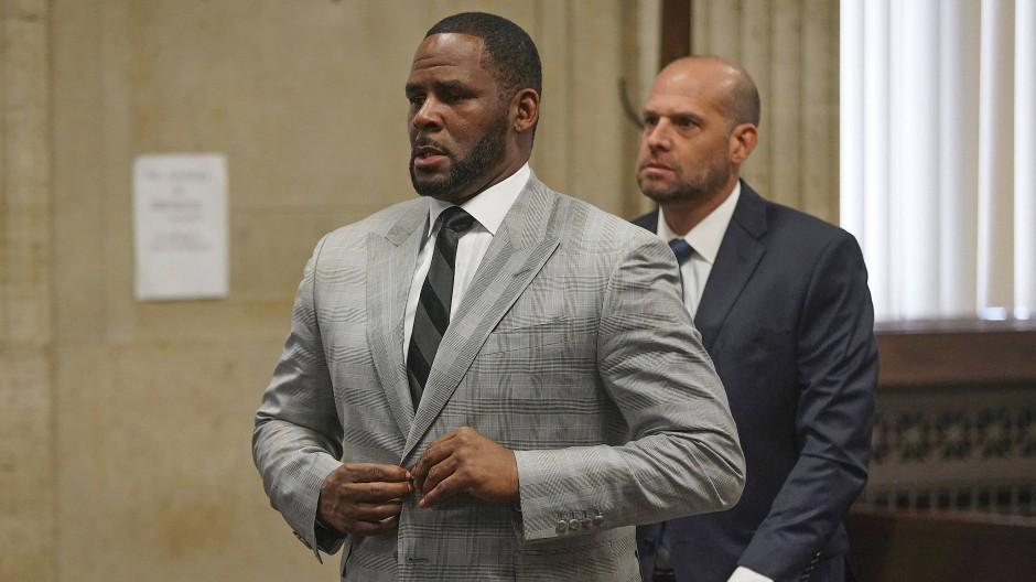 Sänger R. Kelly wieder festgenommen