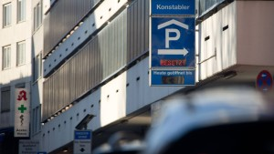 Frankfurt führt das Handy-Parken ein