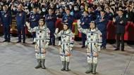 "Raumstation ""Himmelspalast"": Chinas Aufholjagd im All"