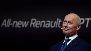 Renault schasst Vorstandschef Bolloré