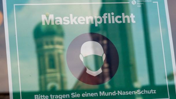Verwaltungsgerichtshof bestätigt Maskenpflicht
