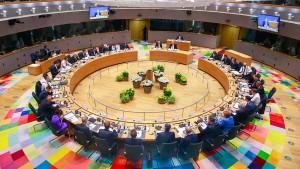 EU-Regierungen blockieren sich im Personalpoker