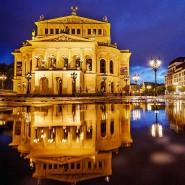 Das Herz der Stadt: Die Alte Oper in Frakfurt