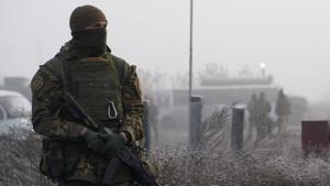 Fünfjähriger stirbt laut Berichten durch Sprengsatz in Ostukraine