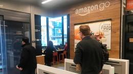Erster Supermarkt ohne Kassen öffnet