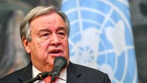 Guterres will besseren Schutz für Palästinenser