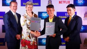 Höhlen-Drama von Thailand wird Serie