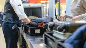 Tarifeinigung für Flughafen-Sicherheitsleute