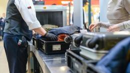 Verdi verkündet Tarifeinigung für Flughafen-Sicherheitsleute