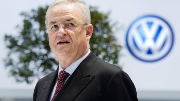 VW gegen Winterkorn