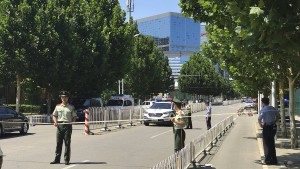 Sprengsatz vor amerikanischer Botschaft explodiert