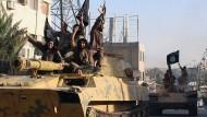 IS ruft zum Kampf gegen Teufel Erdogan auf