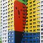 Neue Mietspiegel könnten möglicherweise auch Mieterhöhungen im Gustavo-Hochhaus in Berlin erschweren.
