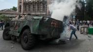 Regierungstruppen erobern Mariupol zurück