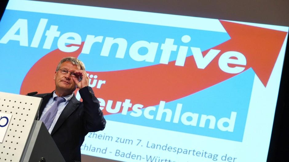 """Jörg Meuthen: """"Schulterschluss aller verantwortungsbewussten Demokraten über alle Parteigrenzen und verschiedenen politischen Positionen hinweg"""""""