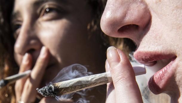Cannabis trotzt Corona
