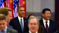 Amerika und China überraschen mit Klimaschutzzielen