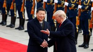"""""""China ist noch unerfahren auf der internationalen Bühne"""""""