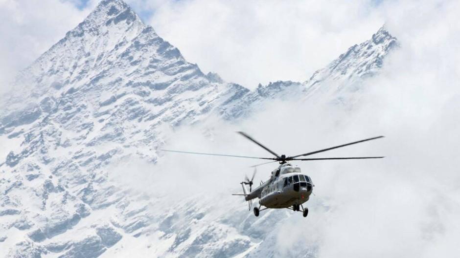Der Mount Everest ruft - trotz tödlicher Gefahren