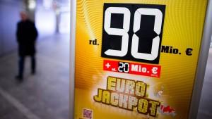 Hesse freut sich über Eurojackpot