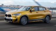 Schräger Typ: BMW X2