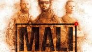 """Protagonisten aus der neuen Internet-Serie """"Mali"""": Echte Soldaten im Reality-TV-Einsatz für die Bundeswehr."""