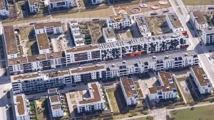 Länder lassen Mittel für Wohnungsbau ungenutzt liegen