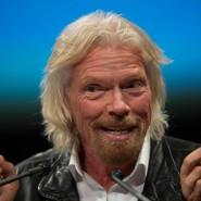 Will hoch hinaus: Richard Branson