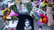 Nur noch den lieben Gott über sich: Ruth Bader Ginsburg