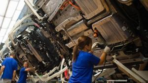 Wie Amerikas sinkende Produktivität den Wohlstand gefährdet