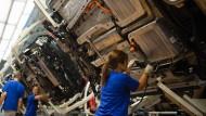 Gefährdet die schwache Arbeitsproduktivität unseren Wohlstand?